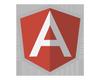 Angular javascript framework logo