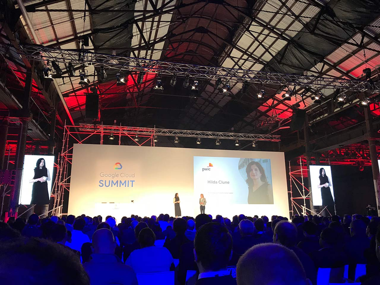 Google Cloud Summit Sydney September 2018 Customer Partner