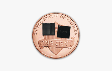 Google's Edge TPUs can fit on a penny