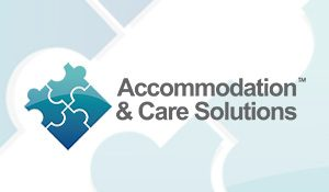 Accommodation & Care Solutions logo